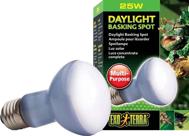 exo terra daylight basking spot bulb