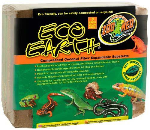 Zoo Med Eco Earth Loose Coconut Fiber