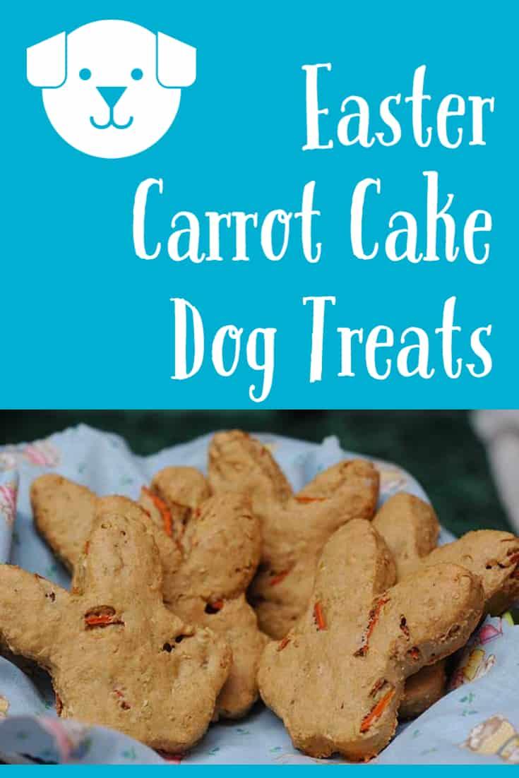 Carrot Cake Dog Treats Recipe