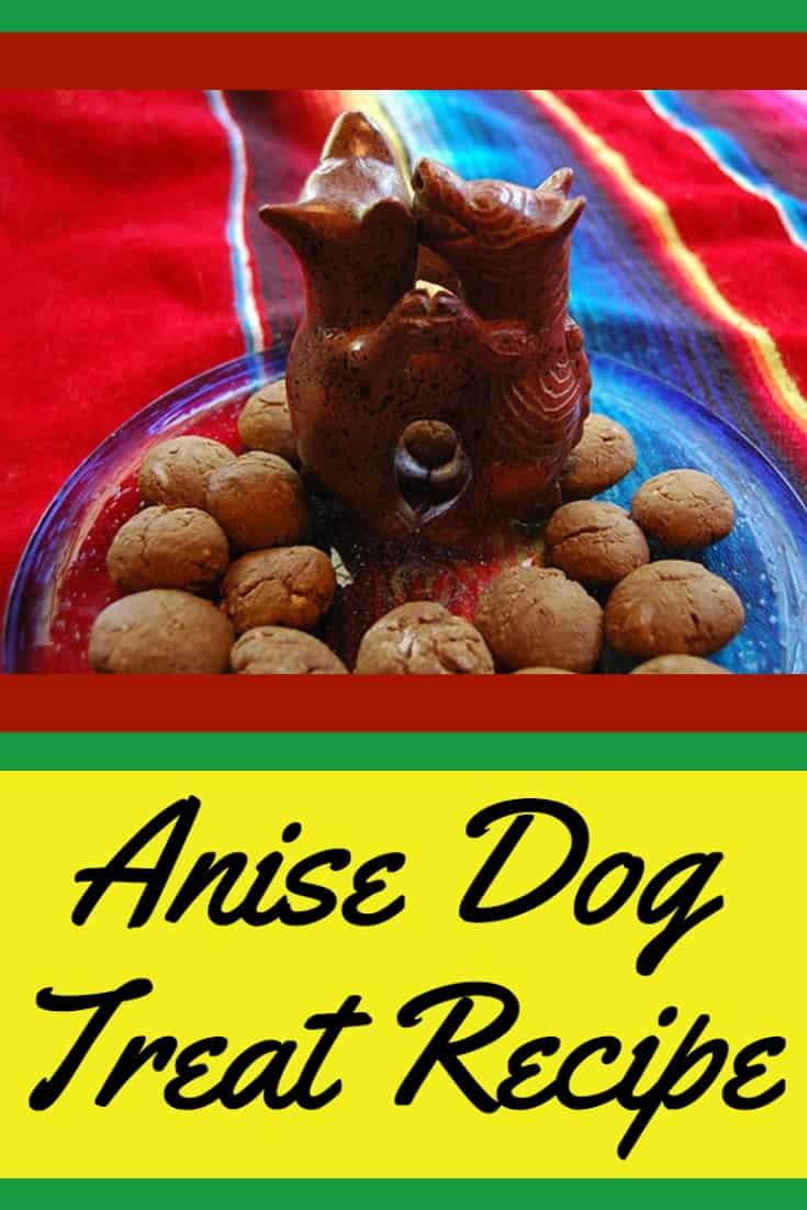 Anise Dog Treats - Recipe