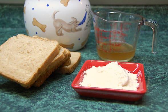 crouton ingredients