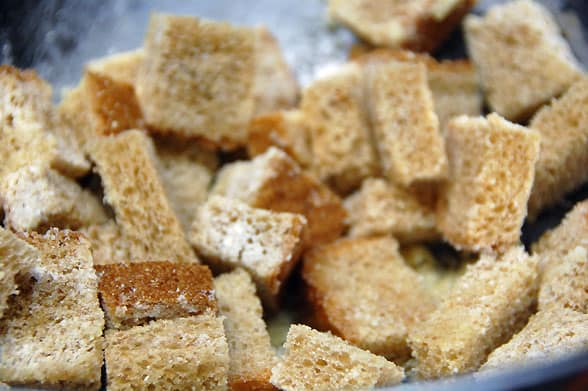 croutons how to make