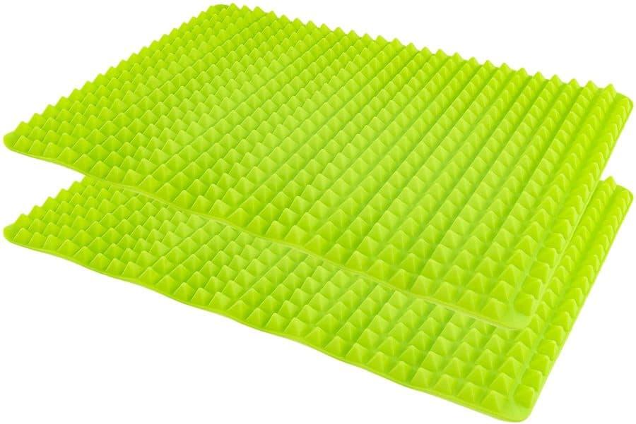 pyramid baking mat