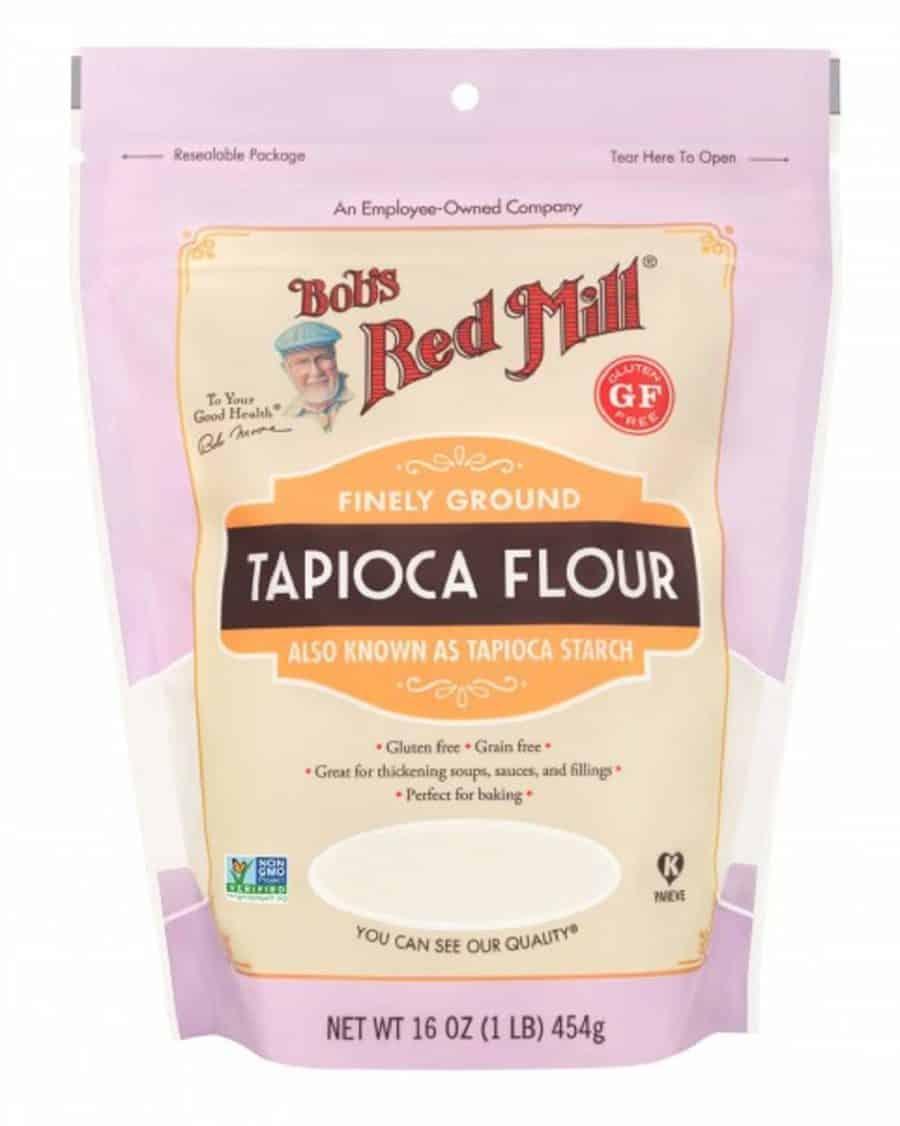 tapioca flour to make dog treats