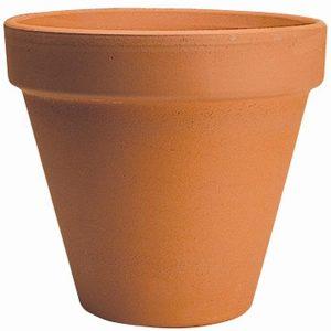 terracotta pot for aquarium