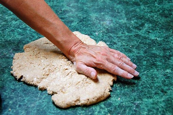 oatmeal-dough
