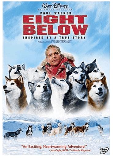 Disney Eight Below dog movie