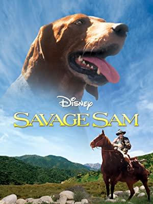 Disney Savage Sam movie