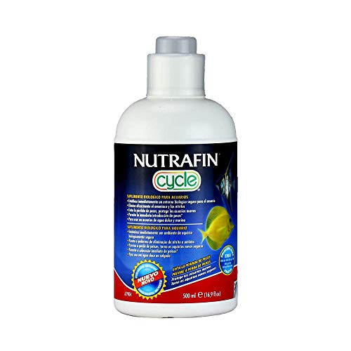 Nutrafin Cycle Biological Filter Supplement, 16.9-Ounce