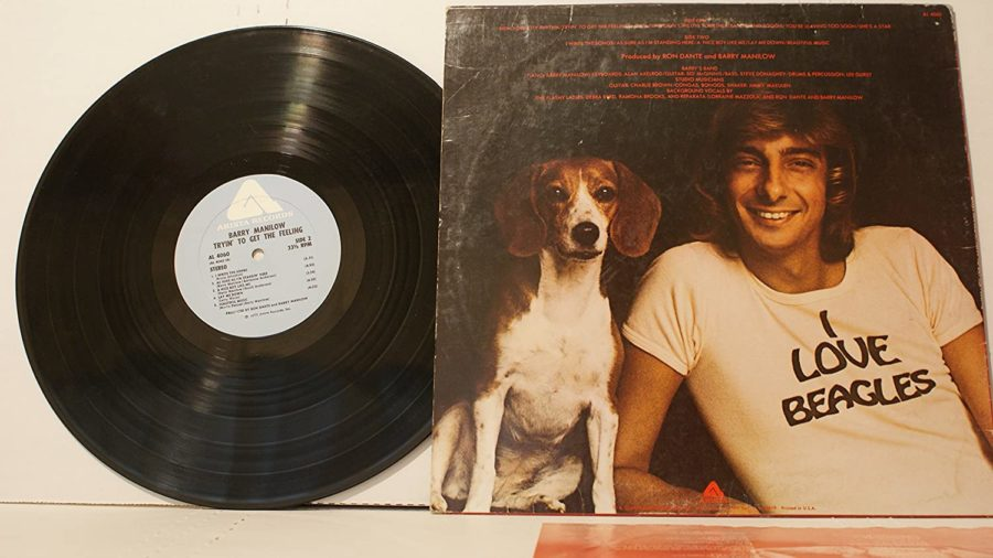 Barry Manilow's beagle