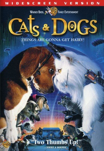 Cats and Dogs movie