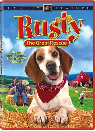 Rusty dog movie
