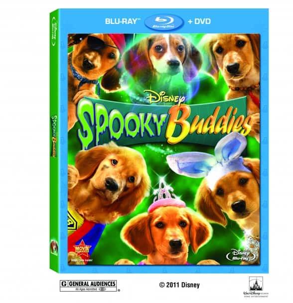 Spooky Buddies movie