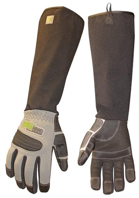 ArmOR gloves for handling dogs, cats, wildlife