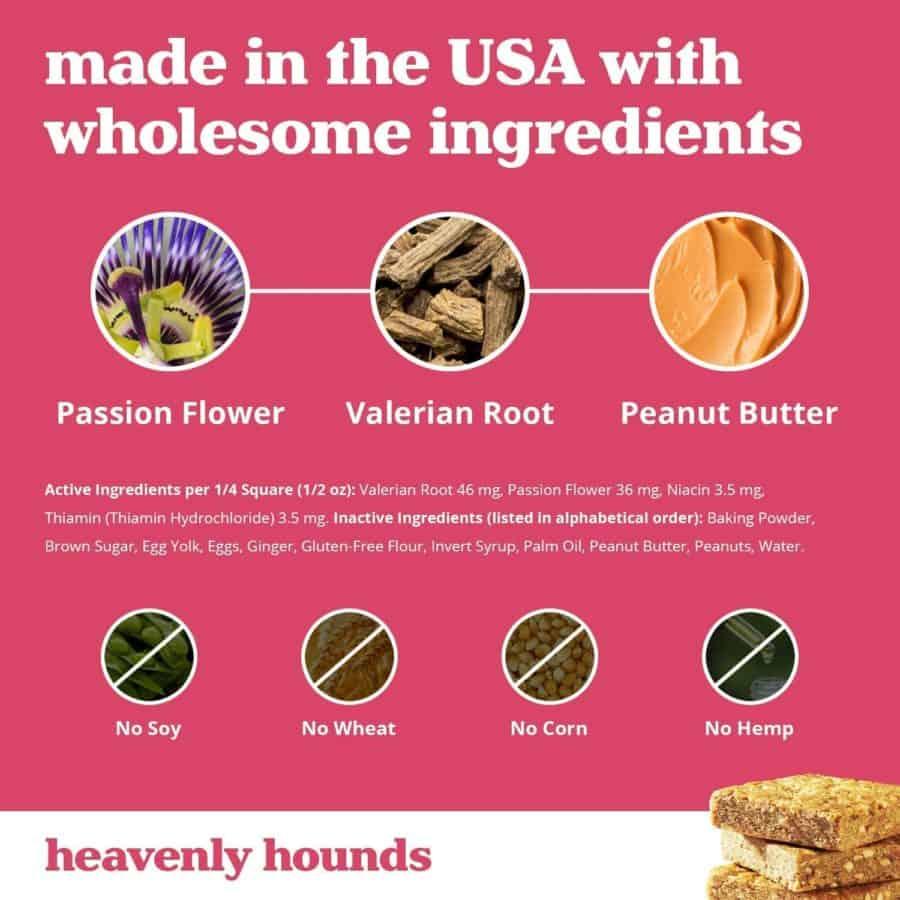 Heavenly Hounds ingredients #sponsored