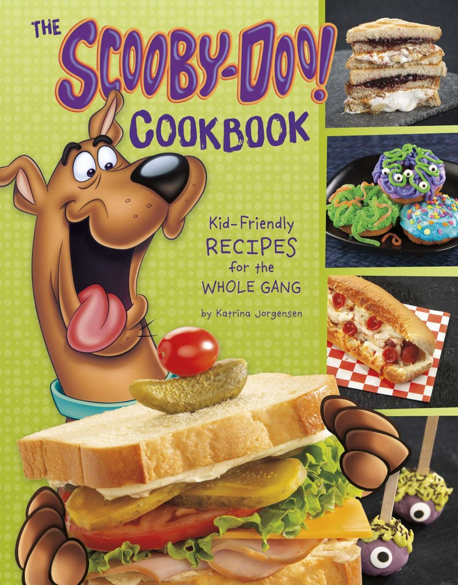 Scooby Doo Cookbook